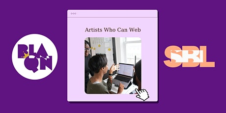 Artist Who Can Web Workshop tickets