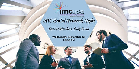 IMC SoCal Network Night (Members-only) tickets