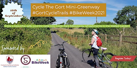 Cycle Gort's Mini-Greenway with Gort Cycle Trails tickets