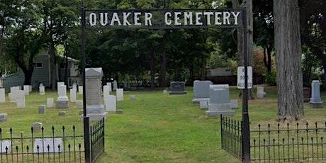 Cemetery Walk tickets