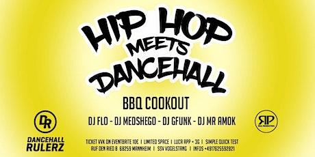 OPEN AIR PARTY  - HIP HOP meets Dancehall Saturday tickets