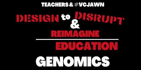 Genomics in Education: Edupreneur Roundtable tickets