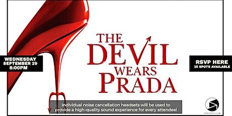Summer Movie Nights: The Devil Wears Prada tickets