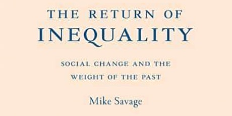 The Return of Inequality: Social Change and the Weight of the Past tickets