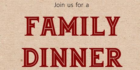 Makkah Institute Mental Wellness Family Dinner tickets