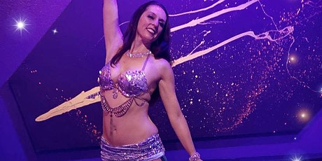 LIVE Belly Dancing Performance by Ivory tickets