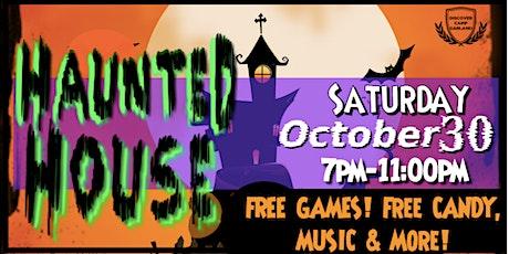 Haunted Graveyard - DCG HALLOWEEN FESTIVAL (DALLAS Haunted House) tickets