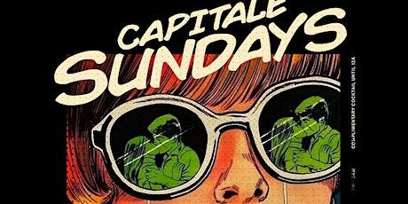Abigail Sundays  #CapitaleSundays tickets