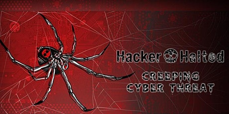 Hacker Halted Cyber Security Conference 2021 - VIRTUALLY ATTEND tickets