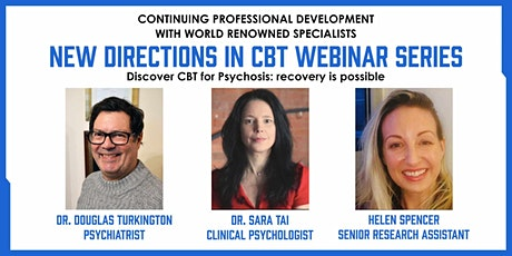 Discover CBT for Psychosis: Recovery is Possible! tickets