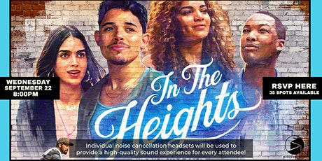 Summer Movie Nights: In The Heights tickets