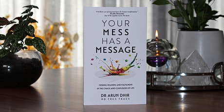 Book Launch - Your Mess Has a Message tickets