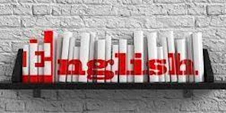 National 5 English tutoring tickets