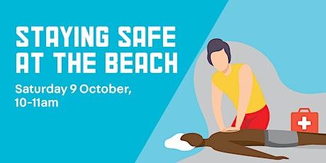 Live Beach & Ocean Safety Presentation tickets