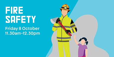 Fire Safety Presentation & Discussion - Live tickets