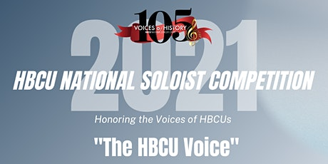 HBCU 1st  National Soloist Competition tickets