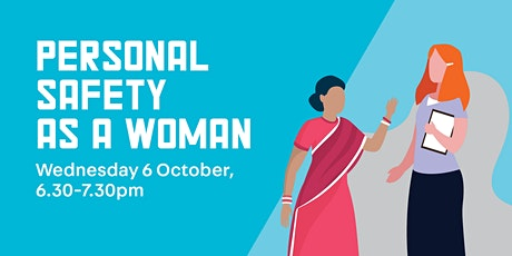 Personal Safety as a Woman tickets