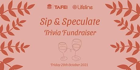 Sip & Speculate Trivia Fundraiser tickets