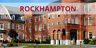 ROCKHAMPTON | The Enrolments Office Workshop