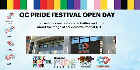 QC Pride Festival Open Day tickets