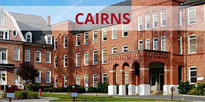 CAIRNS | The Enrolments Office Workshop