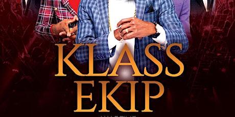 Monarch Ent & Feeling Production: Present Friday Nov 19,2021 KLASS/Ekip tickets