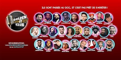 Golden Comedy Club : La Confirmation ! billets