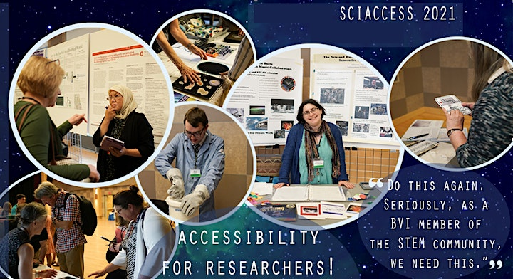 SciAccess 2021 Conference image