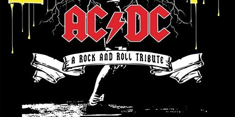 HALFWAY TO HELL- ACDC A ROCK AND ROLL TRIBUTE- tickets