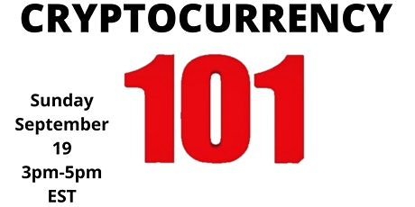 Bitcoin 101 NOW tickets