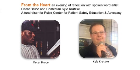 From the Heart: A Fundraiser for Pulse Center for Patient Safety tickets