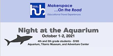 Night at the Aquarium - Springfield and Branson, MO - $185 tickets