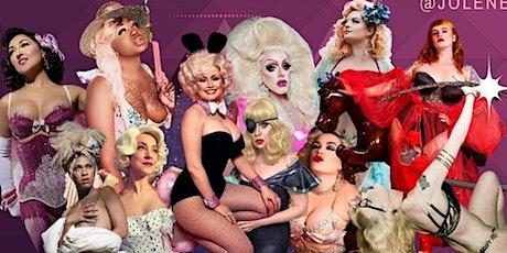 Sunday Brunch Drag Variety Show @ Jolene's! 9/26  12PM - 2:30 SEATING tickets