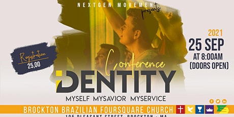 IDENTITY CONFERENCE tickets