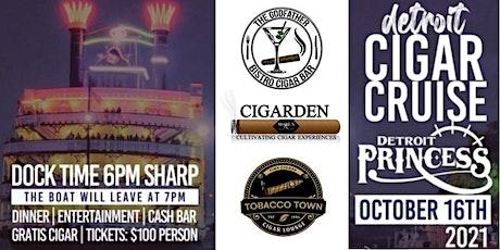 Detroit Cigar Cruise tickets