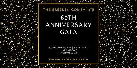 The Breeden Company's Gala - 2021 tickets