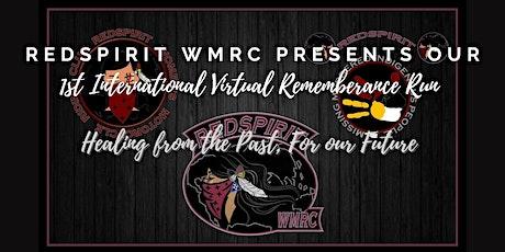 RedSpirit WMRC 1st International Virtual Run tickets