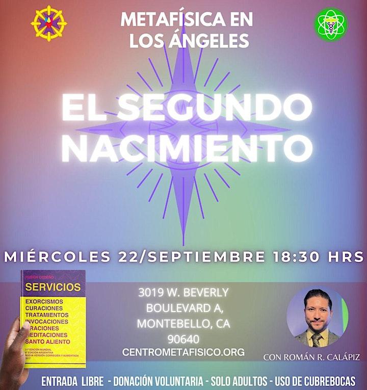 Imagen de PRESENCIA «YO SOY» - Metafísica en Los Ángeles