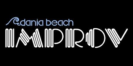 FREE TICKETS | DANIA IMPROV 10/6 | STAND UP COMEDY SHOW tickets
