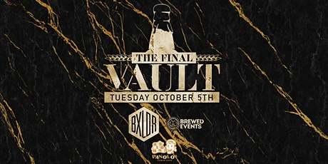The Final Vault - Craft Beer Market tickets