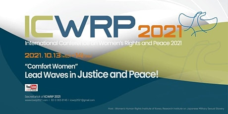 2021 International Conference on Women's Rights and Peace tickets