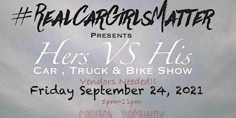 His Vs Hers Night Car Truck & Bike Show tickets