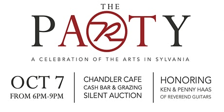 The Party - A Celebration of the Arts in Sylvania tickets