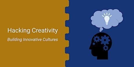 Hacking Creativity tickets