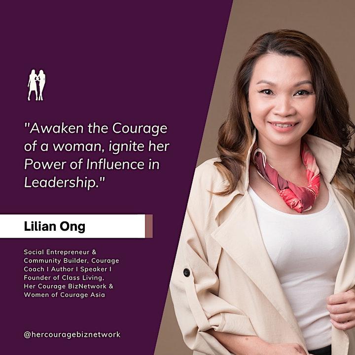 Her Courage BizNETWORK  Launch. image