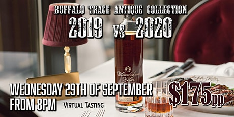 BTAC 2019 vs 2020 Virtual Tasting tickets