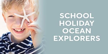 School Holiday Ocean Explorers tickets