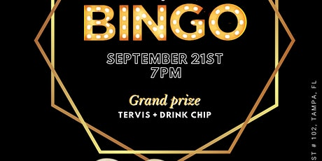 Bingo Night: Tervis Cup (prize) tickets