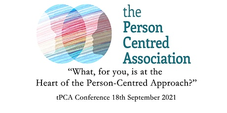 The Person-Centred Association Conference 2021 tickets