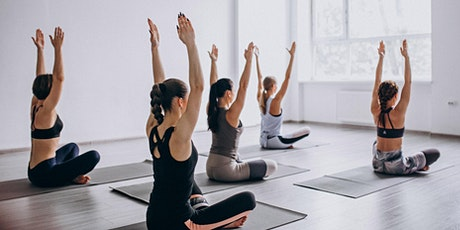 GENTLE FLOW YOGA  WITH JILL SANSOM, AT VISIONS REIKI AND SOUL SPA tickets